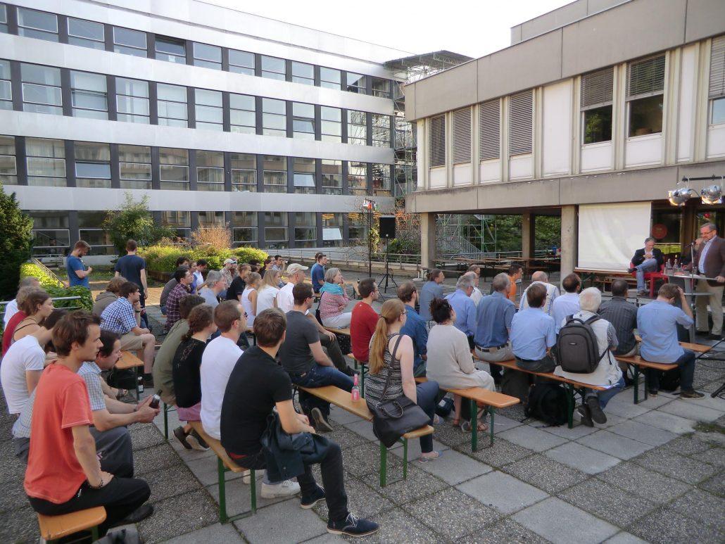 09. Münchner Hochschultage