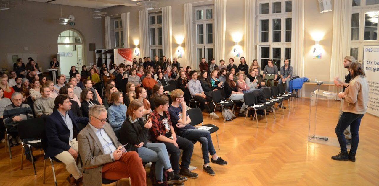 #pandagleich - 10. Münchner Hochschultage