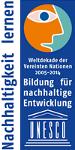 Logo Bildung für nachhaltige Entwicklung (2005-2014)